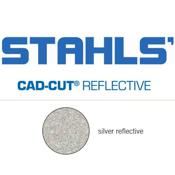 Stahls® CAD-CUT® Reflective Textilfolie