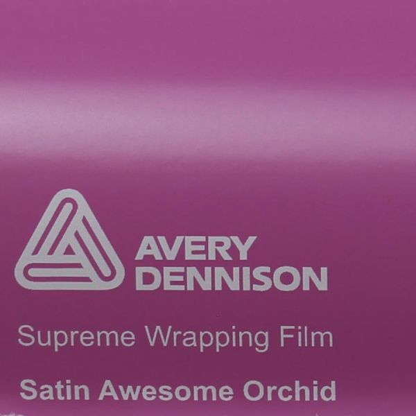 Avery Dennison®  Autofolie Seidenmatt Orchidee