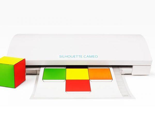 Silhouette® Cameo 3 Heimplotter Weiß