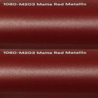 3M M203 Matt Red Metallic