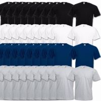 Fruit of the Loom® T-Shirts Value Weight Übersicht