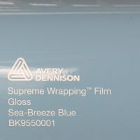 Avery Gloss Sea Breeze Blue