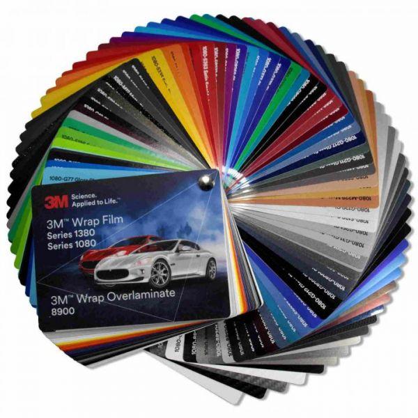 3M™ 1080 & 1380 Farbfächer