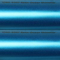 3M S327 Satin Ocean Shimmer