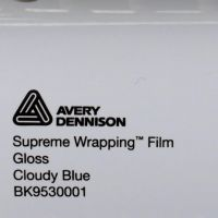 Avery Gloss Cloudy Blue