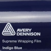 Avery Gloss Indigo Blue