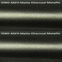 3M M211 Matt Charcoal Metallic
