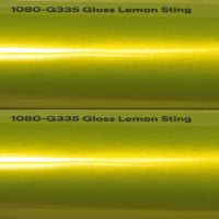 3M G335 Gloss Lemon Sting