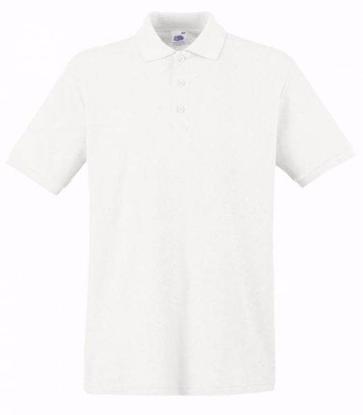 Fruit of the Loom Premium Polo-Shirts Übersicht