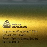 Avery CF Satin Fresh Spring Gold Silver