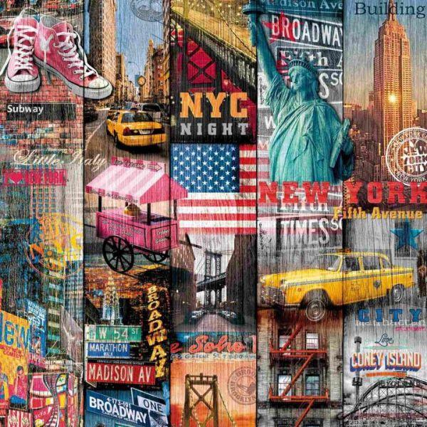 d-c-fix® Dekorfolie Manhattan