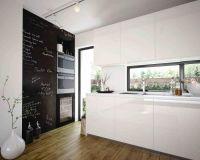d-c-fix® Tafelfolie schwarz in der Küche