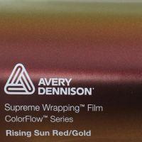 Avery CF Rising Sun Red Gold