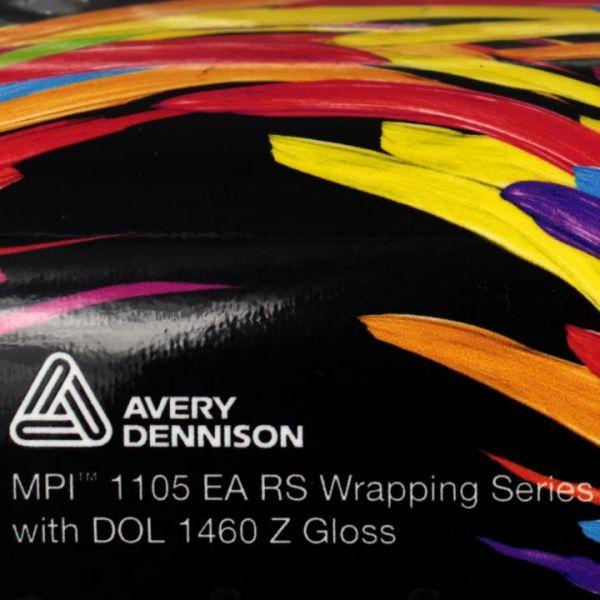 Avery Dennison® DOL 1460 Z Glanz Laminierfolie