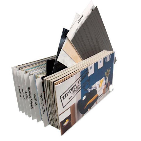 Cover Styl'® Möbel-Dekorfolie Farbfächer