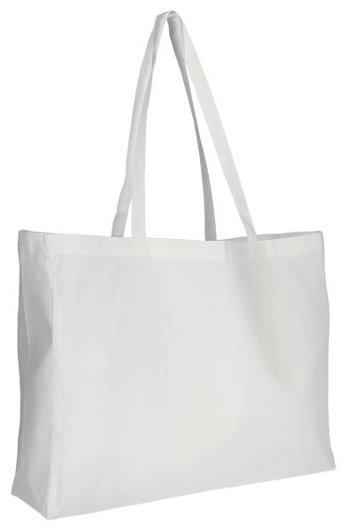Texxilla Cotton-Shopper weiß