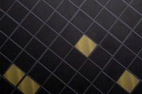 Z5 - Mosaik Schwarz & Gold
