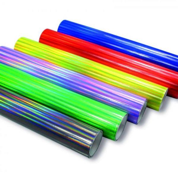 Rapid Teck® Rainbow Oil Autofolie Schwarz