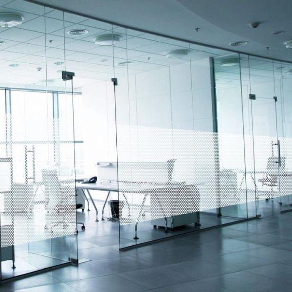 Solar Screen® Milchglasfolie ATOMA Vorschau