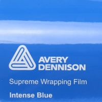 Avery Gloss Intense Blue