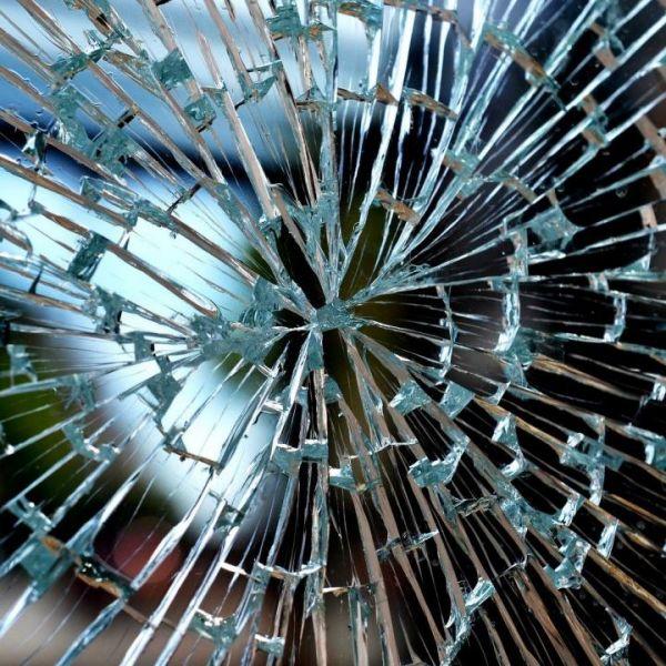 Rapid Teck® Splitterschutzfolie für Fensterscheiben