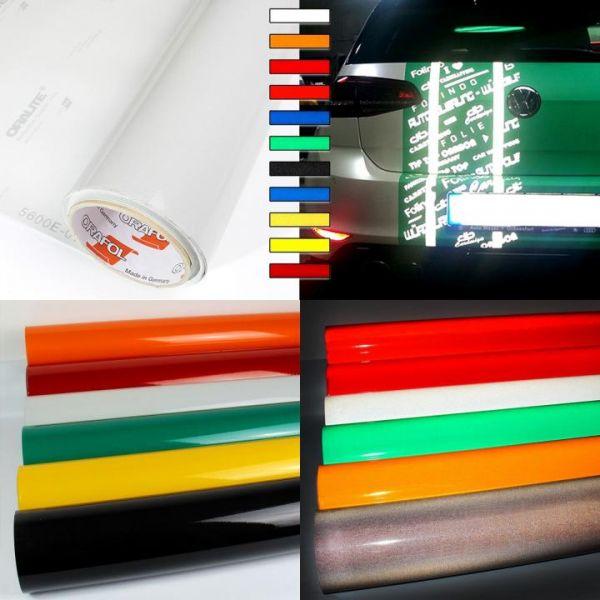 Oralite® 5600e reflektierende Autofolie