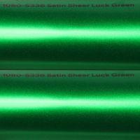 3M S336 Satin Sheer Luck Green