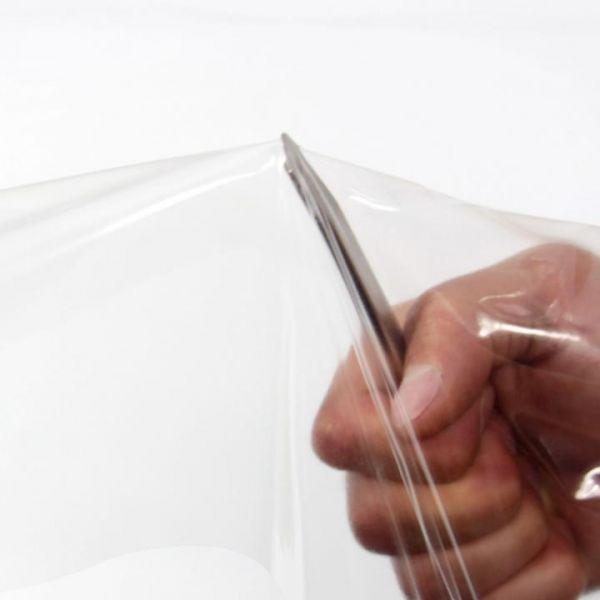 transparente Folie Beispielbild