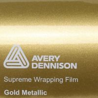 Avery Gloss Gold Metallic