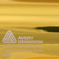 Avery Gold Chrome