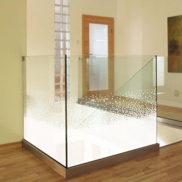 Solar Screen® Milchglasfolie PIXEL Vorschau
