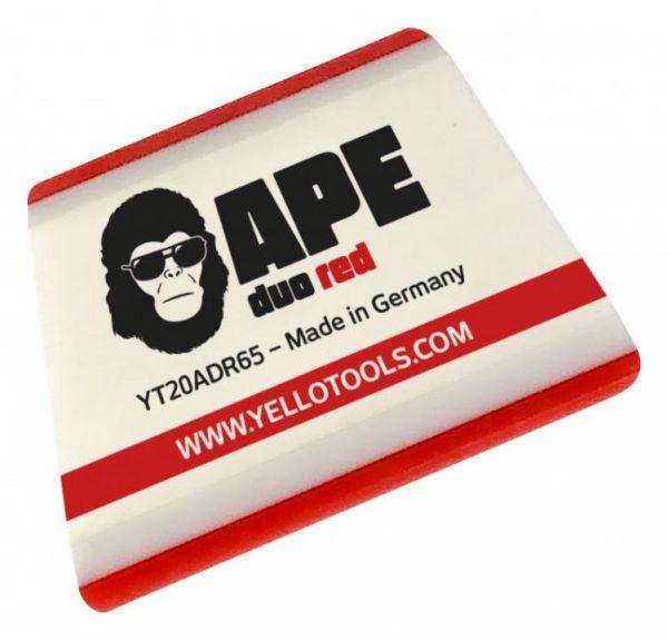 Yellotools APE DuoRed PPF-Kunststoffrakel