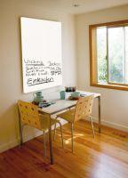 d-c-fix® Whiteboardfolie weiß in der Küche