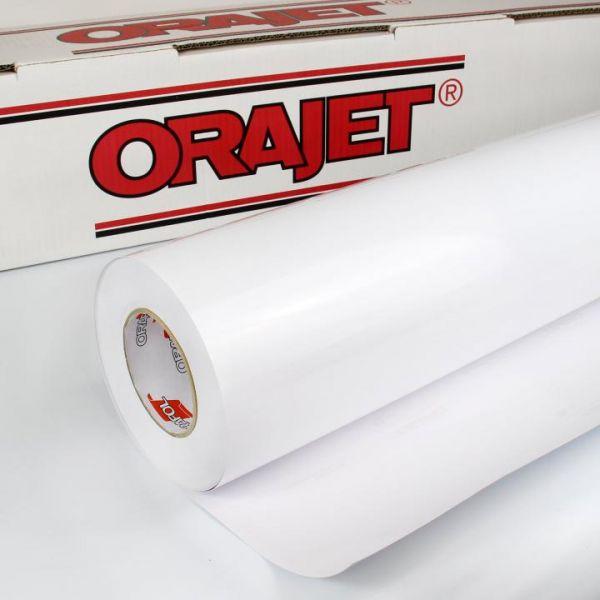 Orajet® 3164 Digitaldruckfolie Weiß Glanz