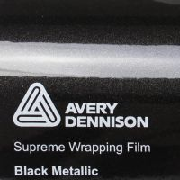 Avery Gloss Black Metallic