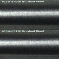 3M BR201 Brushed Steel