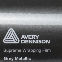 Avery Gloss Grey Metallic