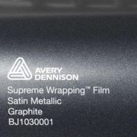 Avery Graphite Satin Metallic