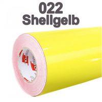 022 Shell-Gelb