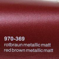 369 Rotbraun Metallic