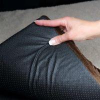 Rapid Teck® Orthopädische Haustiermatratze Unterseite