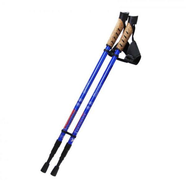 Rapid Teck® Nordic Walking Stöcke blau