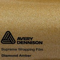 Avery® Supreme Wrapping Film Diamond Amber
