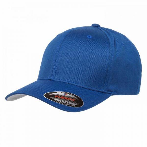 Flexfit® Baseball-Cap Royal