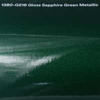 3M G216 Gloss Sapphire Green Metallic