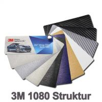 3M™ Scotchprint 1080 Carbon Car Wrapping Film