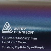 Avery CF Rushing Riptide Cyan Purple