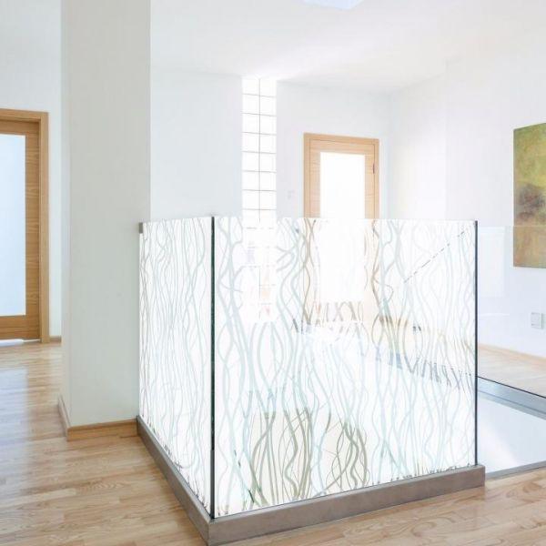 Solar Screen® Milchglasfolie LIANA Vorschau