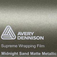 Avery Midnight Sand Matte Metallic