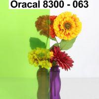 Oracal® 8300 Transparent Cal 063 Lindgrün